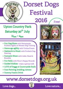 Dorset Dogs Festival 2016